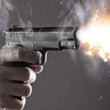बिहार के बेगूसराय में दुकान में घुसकर बाप – बेटे को मारी गोली