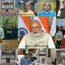 जरुरत पड़ने पर प्राइवेट डॉक्टरों से मदद ले सरकार –  प्रधानमंत्री मोदी