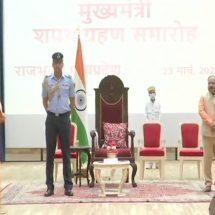 शिवराज सिंह चौहान ने मध्य प्रदेश के मुख्यमंत्री पद की ली शपथ