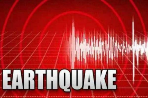 कर्नाटक और झारखंड में भूकंप के झटके