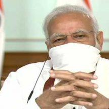प्रधानमंत्री मोदी ने मुख्यमंत्रियों के साथ तीन मुद्दों पर की चर्चा