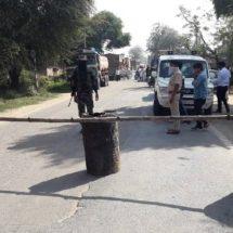 कोरोना के प्रसार को रोकने के लिए बिहार और यूपी की सीमा सील