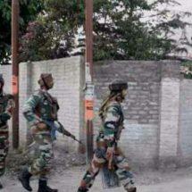 कश्मीर में भाजपा उपाध्यक्ष के घर पर आतंकी हमला, एक आतंकी ढ़ेर और पीएसओ शहीद