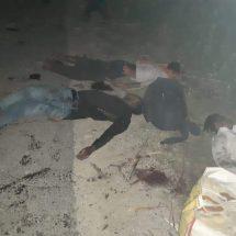 पंजाब से बिहार लौट रहे मजदूरों को बस ने कुचला, छह की मौत