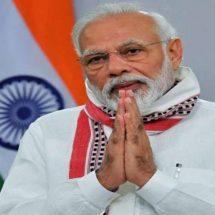 देशवासियों के पसीने से आत्मनिर्भरता की ओर आगे बढ़ेगा भारत – मोदी