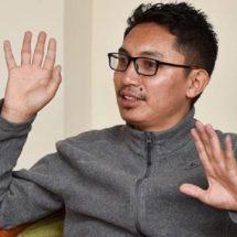 चीन ने कांग्रेस कार्यकाल में भारतीय जमीन पर कब्जा किया है – लद्दाख सांसद