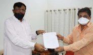 गुजरात में कांग्रेस विधायक बृजेश मेरजा ने दिया इस्तीफा