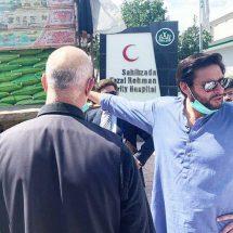 पाकिस्तान क्रिकेट टीम के पूर्व कप्तान शाहिद अफरीदी कोरोना पॉजिटिव