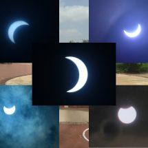 सूर्य ग्रहण समाप्त