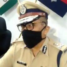 मुंबई पुलिस ने हमारे अफसर को कैदी बना रखा है – बिहार डीजीपी