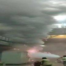 तेलंगना के श्रीसैलम पावर स्टेशन में लगी भीषण आग, 9 शव बरामद
