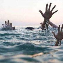 घास काटने गई तीन लड़कियां एक-दूसरे को बचाने में कोसी नदी में डूबी