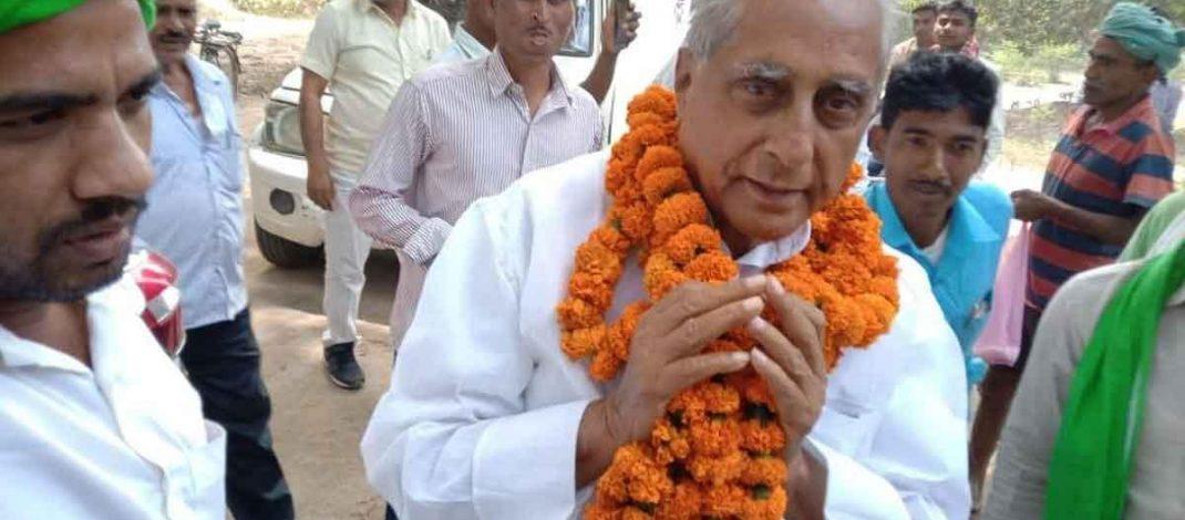 रामगढ़: त्रिकोणीय मुकाबले में जगदानंद सिंह के बेटे सुधाकर की प्रतिष्ठा दांव पर