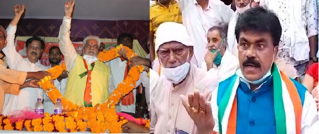 गया: प्रेम के विजयी रथ को रोकना मोहन श्रीवास्तव के लिए बड़ी चुनौती