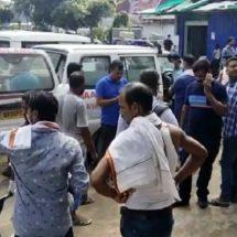 बिहार के मुजफ्फरपुर में थाने के चौकीदार मो. जैद की गोली मारकर हत्या