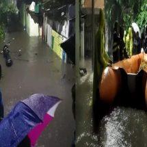 हैदराबाद में बारिश से बाढ़ जैसे हालात, 11 की मौत