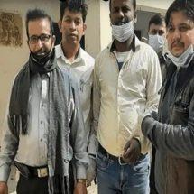 बिहार के औरंगाबाद में 35 हजार घूस लेते बीसीओ रंगे हाथों गिरफ्तार