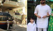 तांडव वेब सीरीज पर बढ़ते विवाद को लेकर सैफ अली खान के घर के बाहर पुलिस तैनात